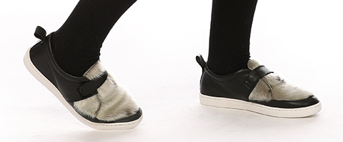 Chaussures enfant zoom