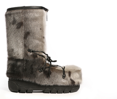 Botte Blizzard  - Fourrure de Loup Marin Naturel